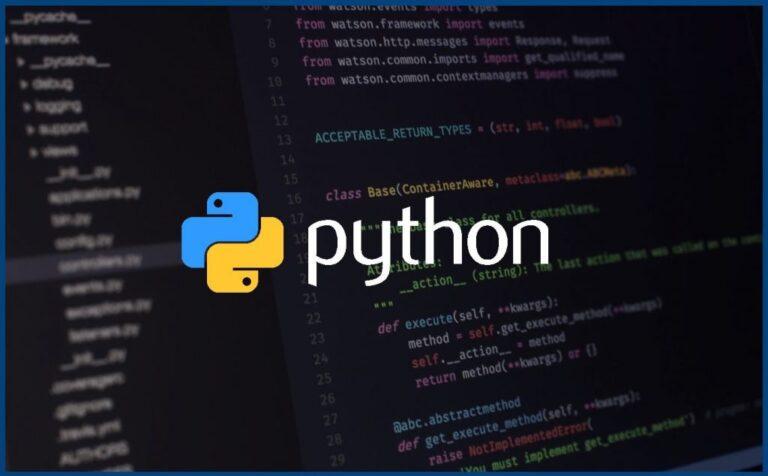 Auditors Use Python